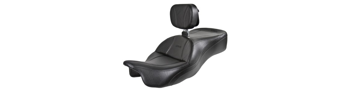 1-Piece Touring Seats for Road King® (2014-Newer)