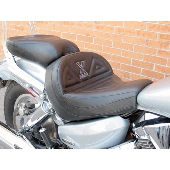 VTX 1300 C Lowrider Seat and Passenger Seat - Plain or Studded