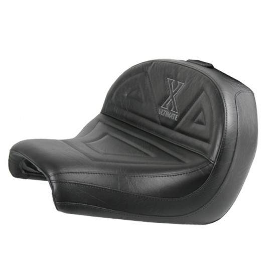 VTX 1300 C Lowrider Seat - Plain or Studded