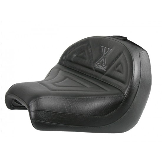 VTX 1300 C Midrider Seat - Plain or Studded