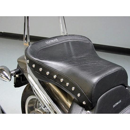 VTX 1800 F Passenger Seat - Plain or Studded