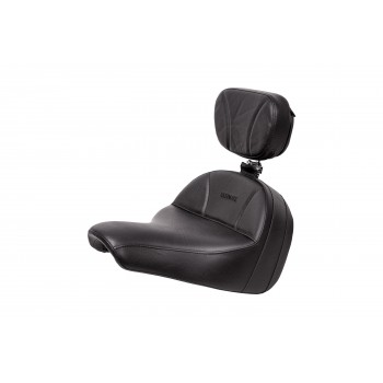 Street Bob® and Sport Glide® Seat and Driver Backrest (2018 and Newer)