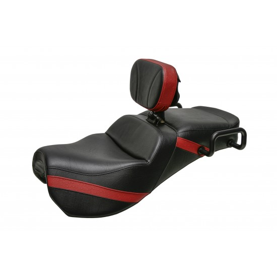 Ryker Seat and Driver Backrest
