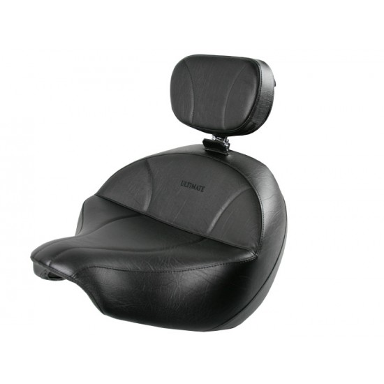 Boulevard C109 Seat and Driver Backrest - Plain or Studded