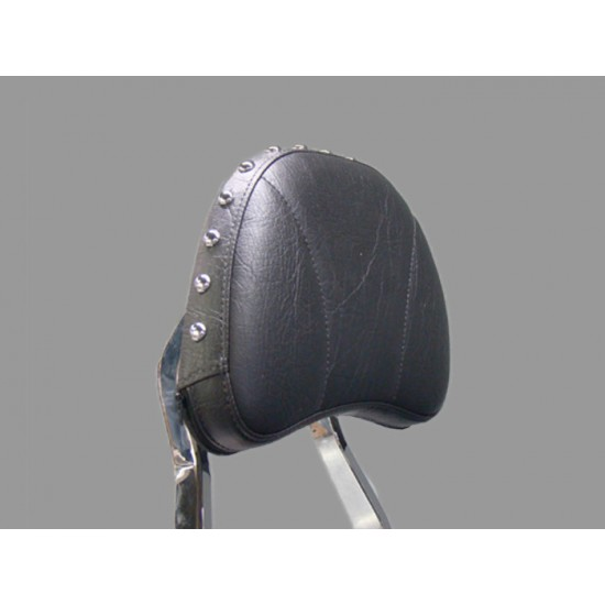 Boulevard C90 / 90T Stock Sissy Bar Pad Cover - Plain or Studded