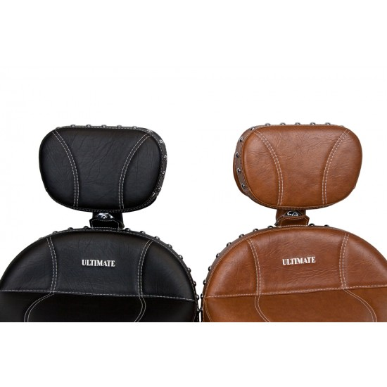 Chief / Chieftain Classic / Springfield / Vintage Driver Backrest (2019-2021)