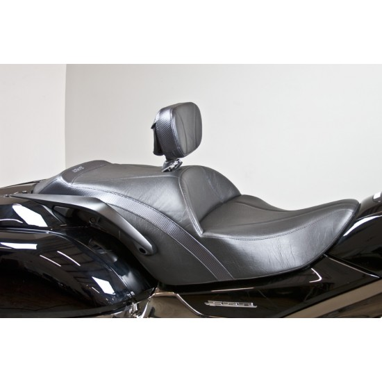 F6B Midrider Seat and Driver Backrest - Standard or Deluxe Model