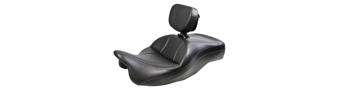 1-Piece Touring Seats for Road Glide® (2015-Newer)