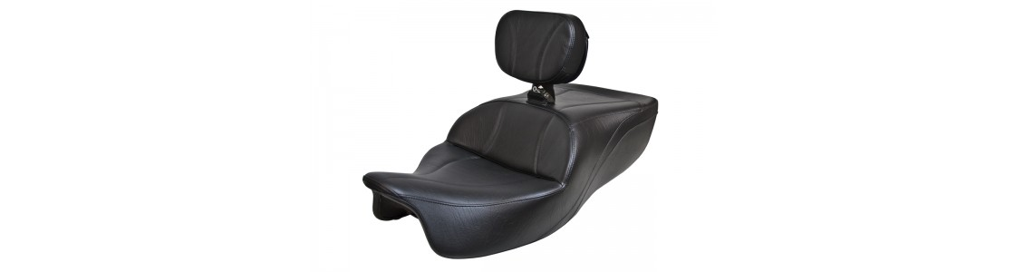 1-Piece Touring Seats for Ultra Classic® (2014-Newer)