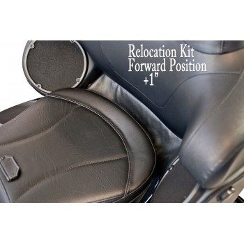 Tour Pack Relocation Kit for FLH® (2014-Newer)