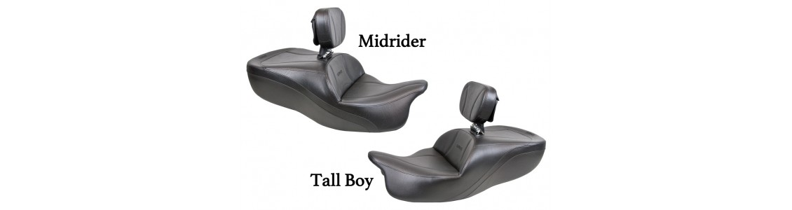 1-Piece Touring Seats for Tri Glide® (2014-Newer)
