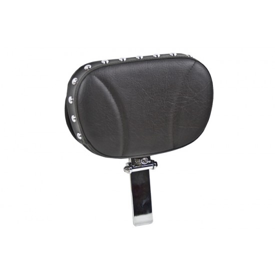 Driver Backrest for 1997-2007 FLH 1-Piece Ultimate Seats - Plain or Studded