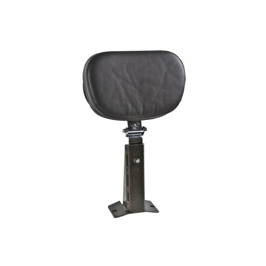 Stock Seat Driver Backrest and Mount for FLH® Touring Models (2014-Newer)