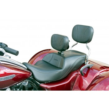 2015 and Newer Freewheeler™ Seat, Driver Backrest and Sissy Bar Pad