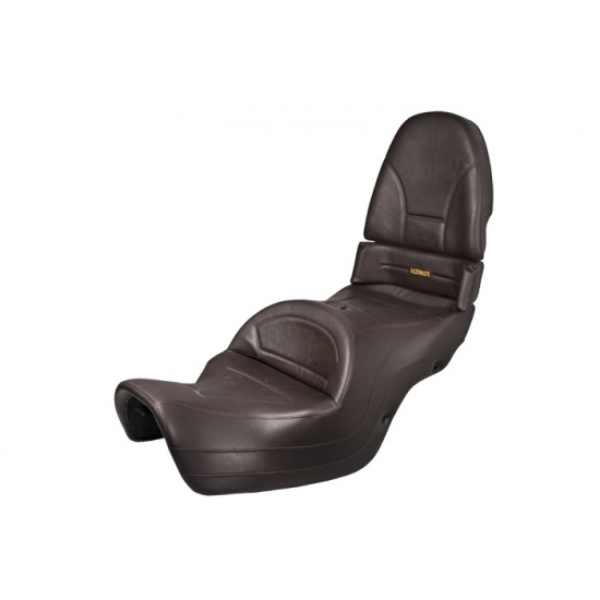 Goldwing GL 1500 Midrider Seat and Passenger Backrest - Black or Brown