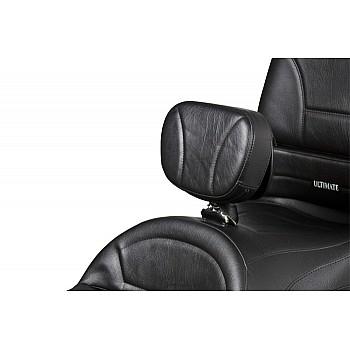 Goldwing GL 1500 Driver Backrest - Black or Brown