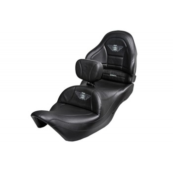 Goldwing GL 1800 Midrider Seat, Driver Backrest and Passenger Backrest (2001 - 2017)