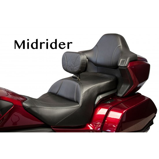 Goldwing Tour Seat and Driver Backrest (2018 - 2020)