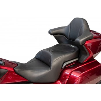 Goldwing Tour Seat and Ultimate Passenger Backrest (2018 - 2020)