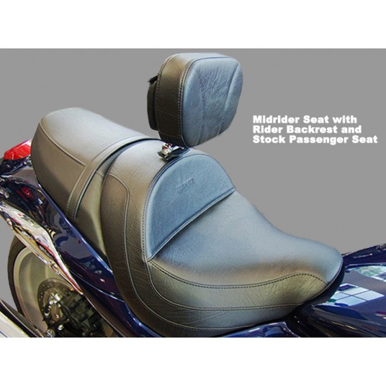 Boulevard M109R Midrider Seat and Driver Backrest
