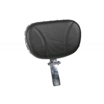 V-Star 1300 Driver Backrest - Plain or Studded