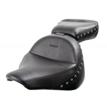 Raider Midrider Seat and Passenger Seat - Plain or Studded