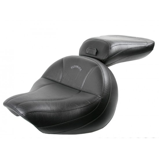 Road Star Midrider Seat and Passenger Seat - Plain or Studded