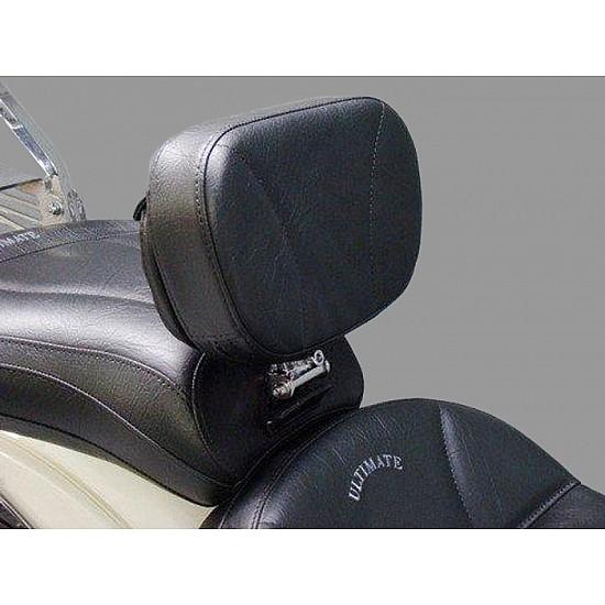 Road Star Driver Backrest - Plain and Studded