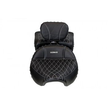 Indian® Roadmaster® Driver Seat, Passenger Seat and Driver Backrest