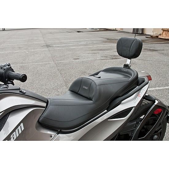 Spyder ST Reduced Reach Seat and Passenger Backrest