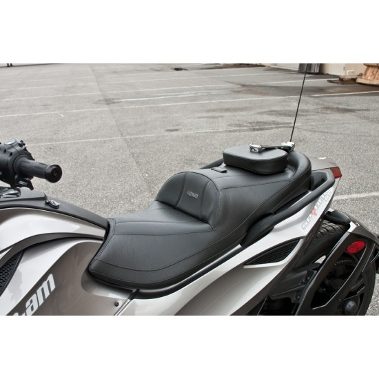 Spyder ST Shortest Reach Seat and Passenger Backrest