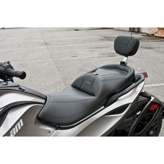 Spyder ST Midrider Seat and Passenger Backrest