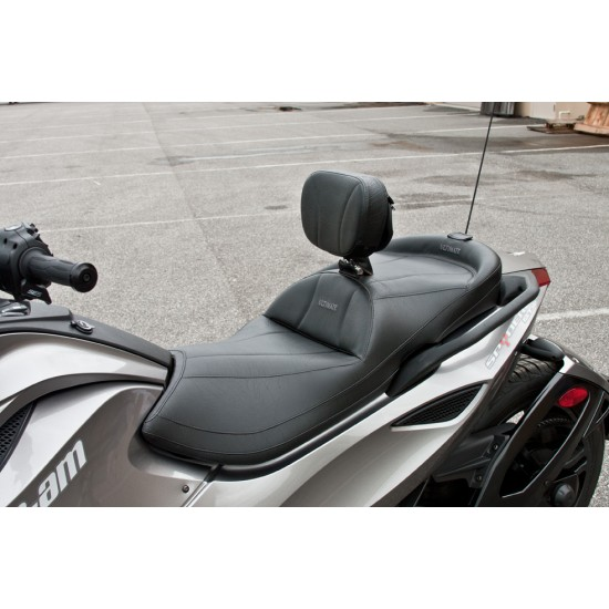Spyder ST Midrider Seat and Driver Backrest