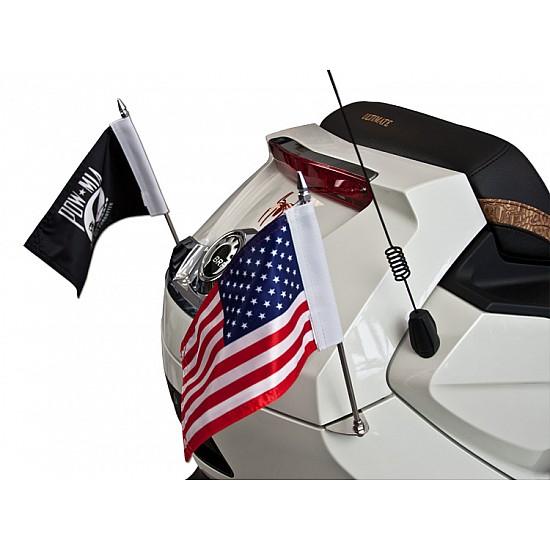 Flag Holder for Spyder RT (2010 - 2019)