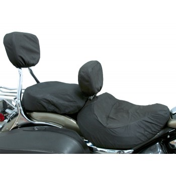 Ride-On Rain Covers for FLH® 2008 and Newer 2-Piece Seats