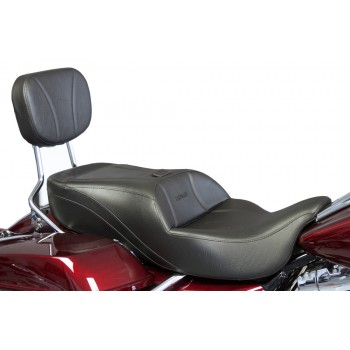 FLH® 2009-2013 Slimline Seat and Sissy Bar Pad