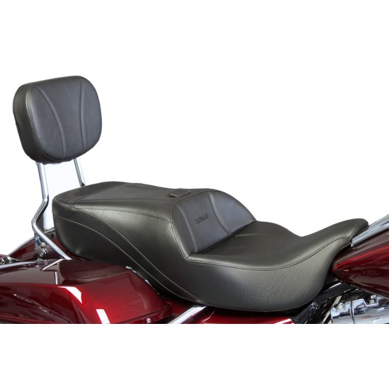 FLH® 2014 and Newer Slimline Seat and Sissy Bar Pad