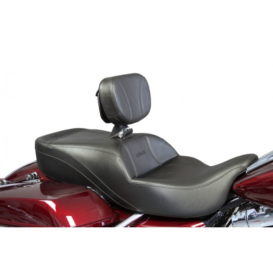 FLH® 2014 and Newer Slimline Seat and Driver Backrest