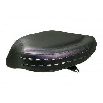 Softail® Heritage and Deluxe Passenger Seat - Plain or Studded (2018 and Newer)