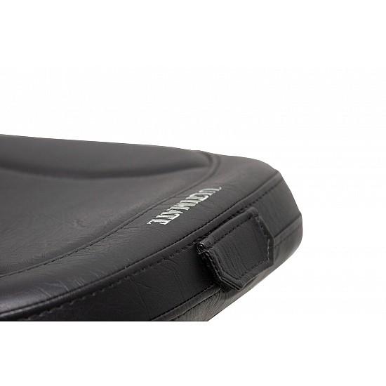Spyder F3 Seat and Passenger Backrest