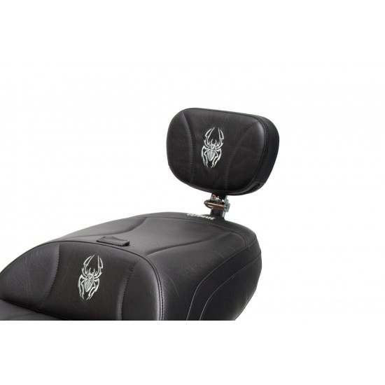 Spyder F3 Passenger Backrest for Ultimate Seat