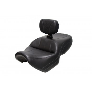 Spyder F3 Seat and Driver Backrest