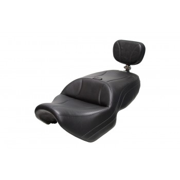 Spyder F3 Seat and Passenger Backrest