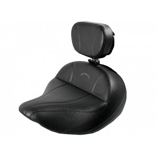 Roadliner / Stratoliner Lowrider Seat and Driver Backrest - Plain or Studded