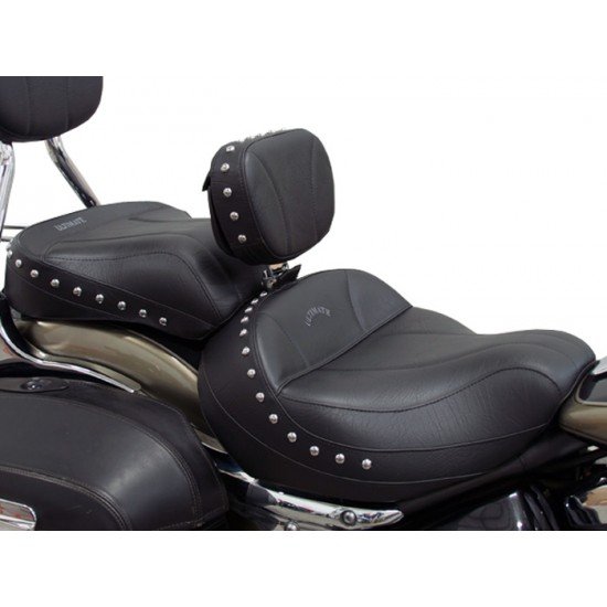Roadliner / Stratoliner Midrider Seat, Passenger Seat and Driver Backrest - Plain or Studded
