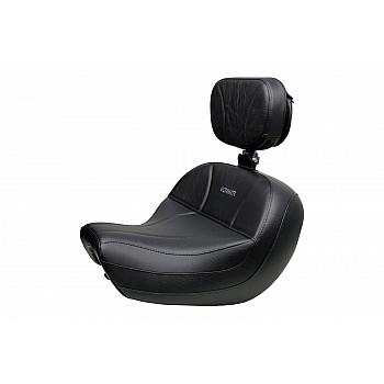Shadow Aero / Spirit / Phantom 750 Seat and Driver Backrest - Plain or Studded
