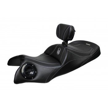 Spyder RT Seat and Driver Backrest (2020 and Newer)
