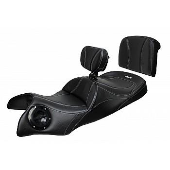 Spyder RT Seat, Driver Backrest and Passenger Backrest (2020 and Newer)