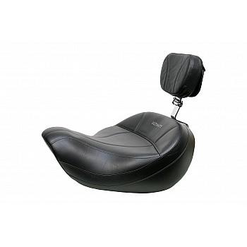 Valkyrie Standard / Tourer King Seat and Driver Backrest - Plain or Studded