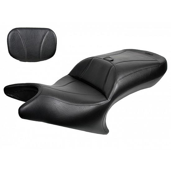 Cross Roads / Cross Country / Hard-Ball Midrider Seat and Sissy Bar Pad